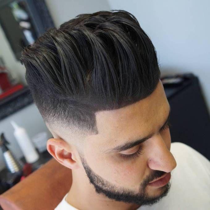 40 Totally Rad Pompadour Hairstyles Pompadour Hairstyle Long Hair Styles Men Mens Hairstyles