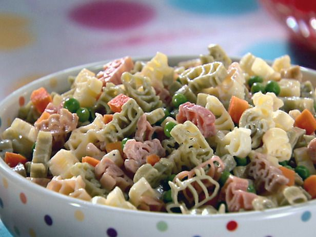 Zoo Party Snacks | Zoo Pasta Recipe : Sandra Lee : Recipes : Food Network