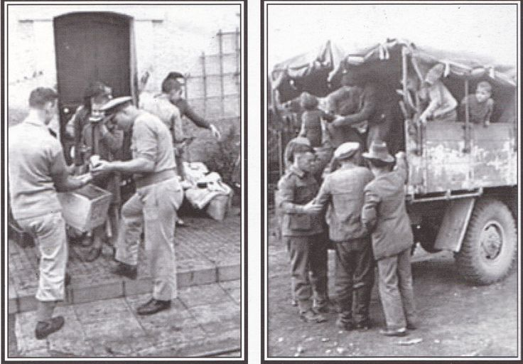 Έλληνες πρόσφυγες από την Κρήτη στη Συρία στη διάρκεια της Κατοχής.