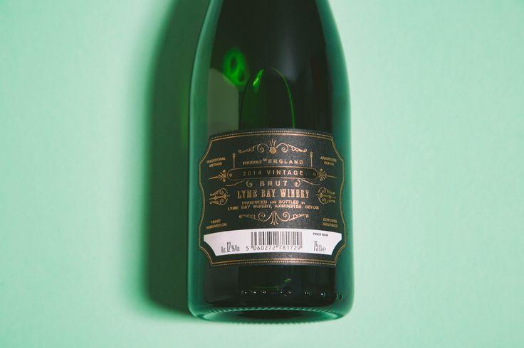 Lyme Bay — English Sparkling Wine Re-branding | Supreme—DBA