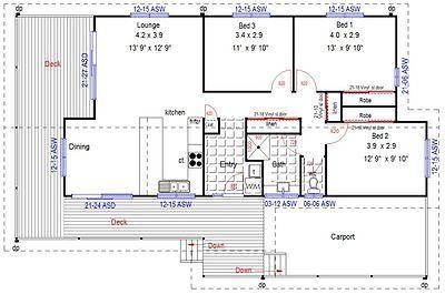 Plan de 153 diseños de casa pequeña Dv | | 3 | Diseño Dormitorio Casa planes para la venta