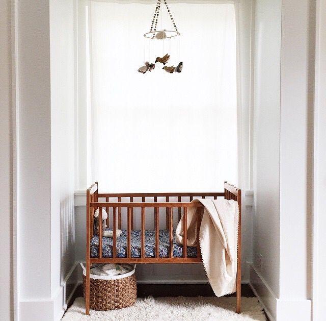 Teeny little nursery: