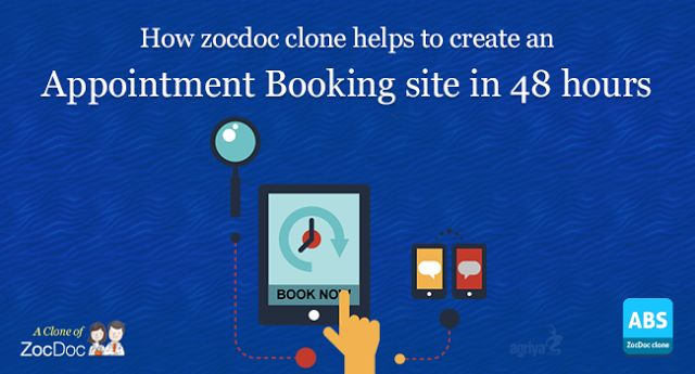 How ‪Zocdoc‬ Clone Helps To Create An ‪Appointment Booking‬ Site In 48 Hours?  Check out: http://www.clonescripts.co/2016/03/how-zocdoc-clone-helps-to-create-appointment-booking-site.html