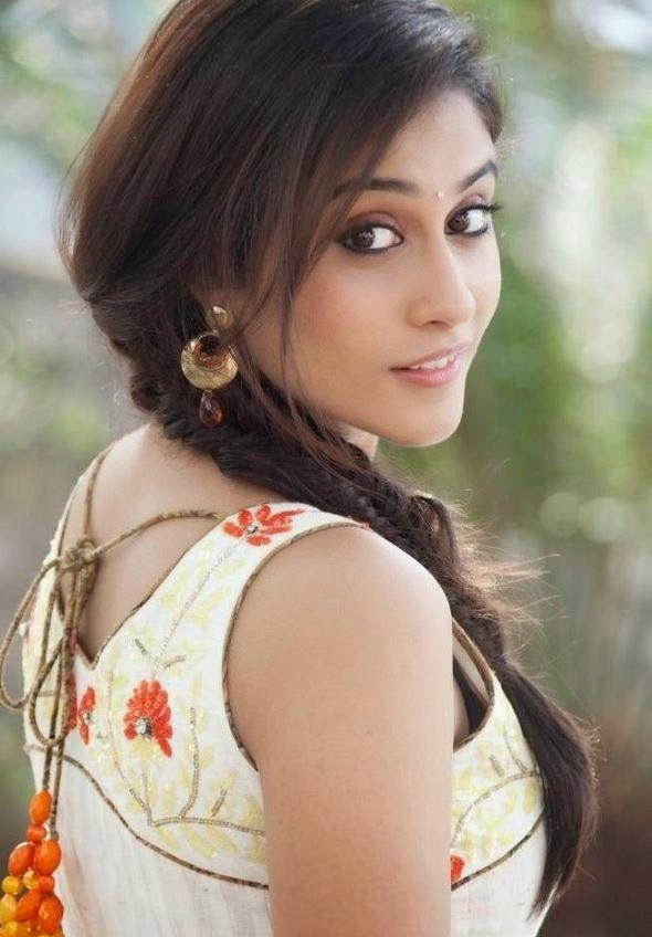 Fetter Bauch sexy Tamil Schauspielerin