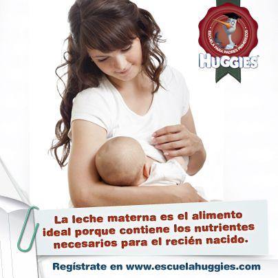 ¿Sabías que los bebés que toman la teta hasta los 6 meses no necesitan beber agua?