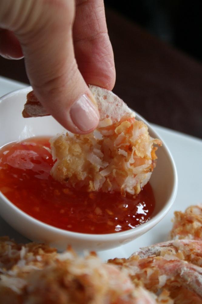 Crunchy Coconut Shrimp | Food ideas | Pinterest