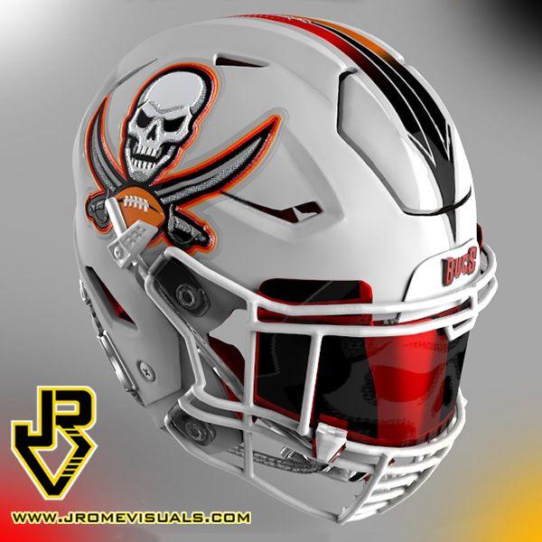 Tampa Bay Buccaneers Football Helmets Buccaneers Football Nfl Football Helmets
