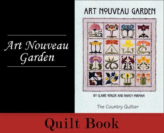 40 best quilts art nouveau images on Pinterest   Drawing, Drawings ... : art nouveau quilts - Adamdwight.com