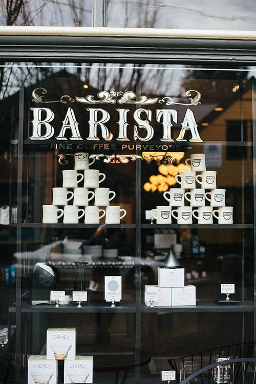 BARISTA serves exceptional coffees in Portland, Oregon