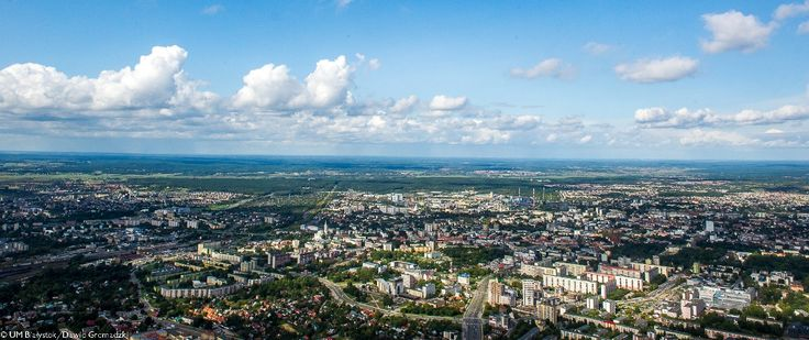 #Białystok #Panorama #Bialystok