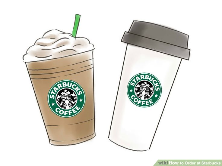 how to draw starbucks logo wikihow