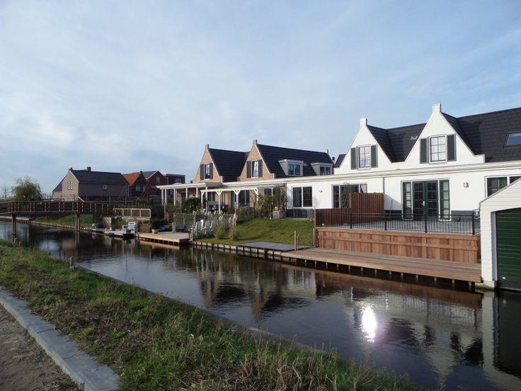 Open Huis in nieuwbouwwoning: Coxhoorn 10!   Oegstgeest
