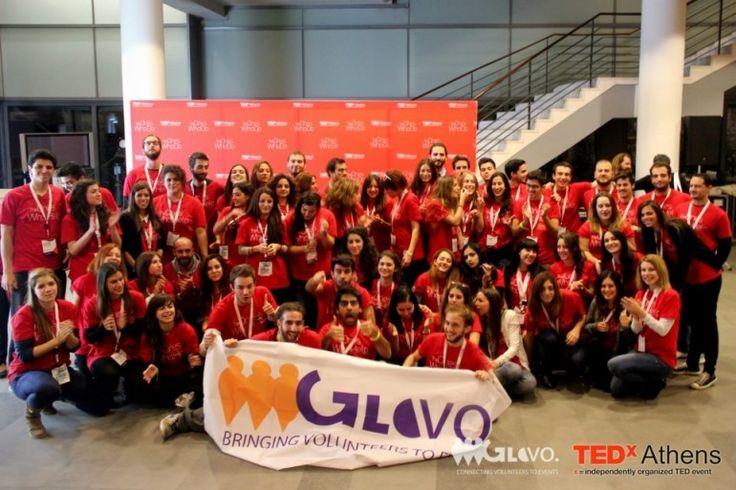 GloVo @ TEDxAthens