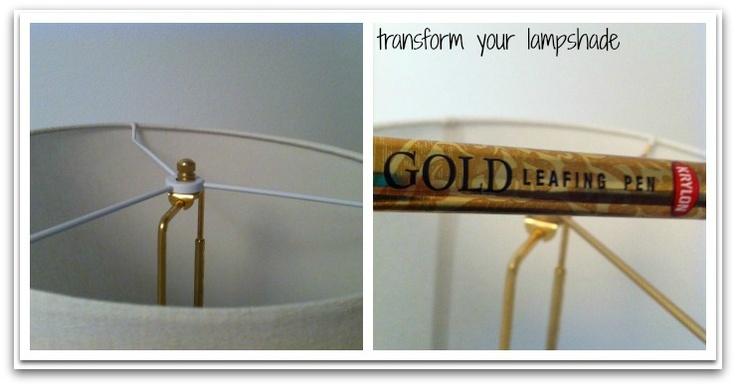 A Delightful Design: 5 ways to use a gold leaf pen: Gold Leaf, Gold Pens, Delight Design, Painting Parties, Leaf Pens