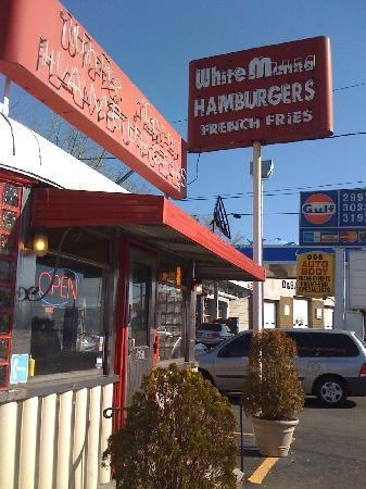 And place is still there too. White Manna in Hackensack, NJ: Little Place,Big Taste