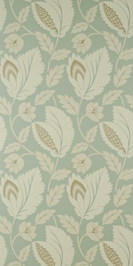 Sanderson duck egg blue wallpaper decor ideas for the