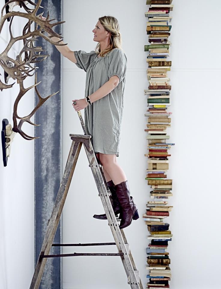 dress from bloomingville cine m sica y libros pinterest. Black Bedroom Furniture Sets. Home Design Ideas