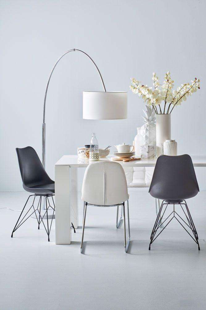 Woonexpress   Wondermooi wit   Eettafel BREEDE   Modern wonen   Alles voor jouw eetkamer