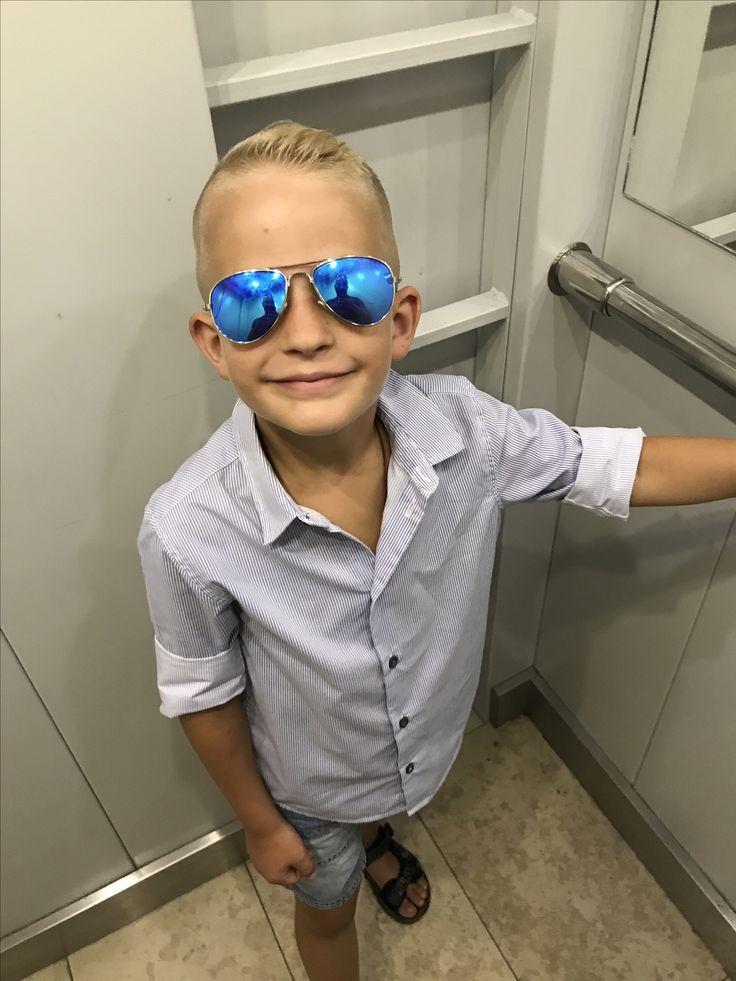 Boy styling