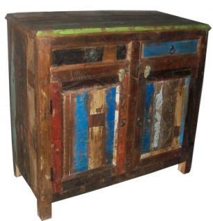 Bihar Two Drawer Two Door Cabinet   Eureka Street Furniture