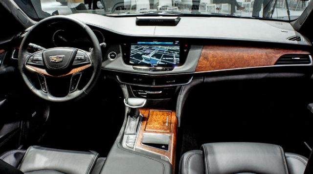 2018 Cadillac CT6 Interior