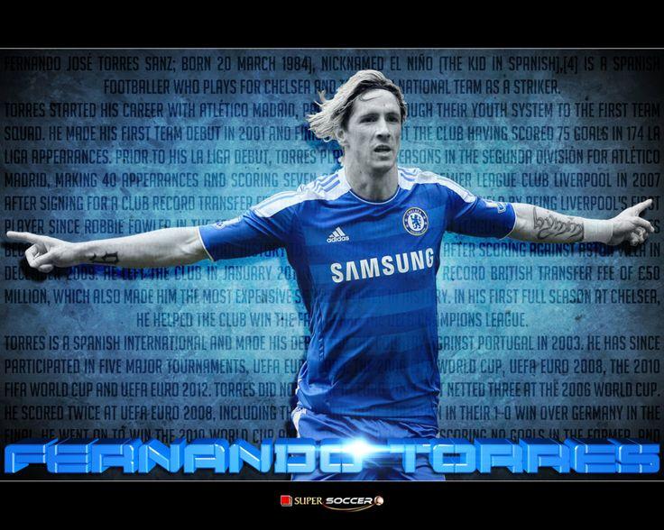 Fernando Torres Wallpaper HD 2013 #13