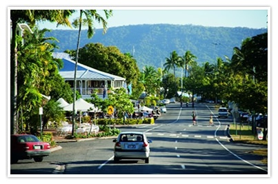 Main Street Port Douglas