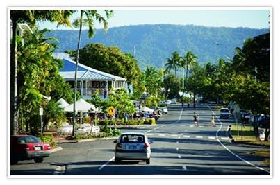 Main Street Port Douglas
