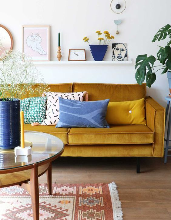 Bright living. For more, visit houseandleisure.co.za