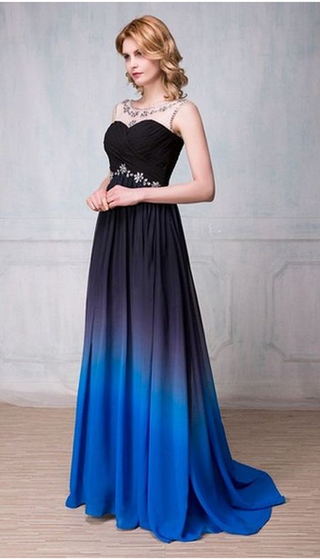 #Gradientromdress #Gradientpromdresses #Gradientpromgowns #Gradienteveningdresses #longpromdresses #promdresses New Arrival Navy Blue Gradient Long Prom Dresses, Royal Blue Ombre Color Prom Dress, High Quality Evening Dresses,Prom Gowns,Bridesmaid Dress