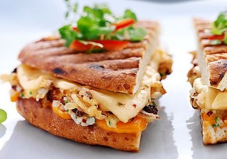 30 different ways to make a grilled cheese...: Grilled Cheese Recipes, Sandwiches Recipes, Grilled Cheese Sandwiches, Recipes Books, Paninis, Grilled Chee Recipes, Sergeant Peppers, Grilled Cheeses, Grilled Chee Sandwiches