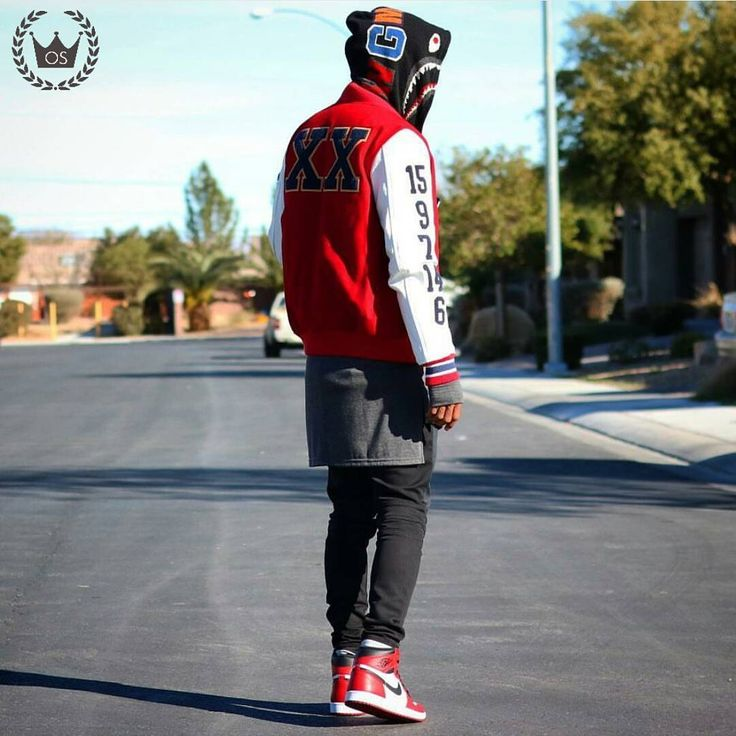 Outfit Society Presents Ladeezy Got Swagg The Bape Beast