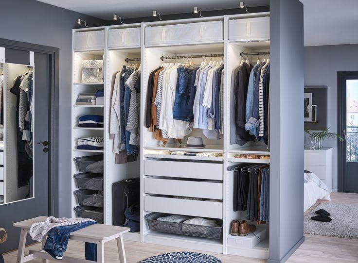 25 b sta id erna om ikea pax garderob p pinterest. Black Bedroom Furniture Sets. Home Design Ideas