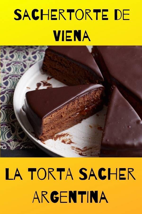 Pin De Reijane Oliveira En Postres Torta Sacher Tortas Receta De Galletas Caseras