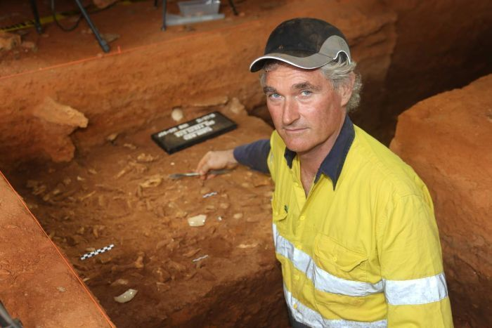 Archaeologists argue that Boodie Cave (Barrow Island, NW Western Australia) was used as an inland hunting shelter between about 50,000 and 30,000 years ago.  This would make the cave the earliest site found relatively close to Australia's ice age coast so far.  The cave contains one of Australia's longest dietary records.  These animal remains provide us with profound insights into what people were hunting and collecting from initial settlement on wards, and how they adapted to climate…