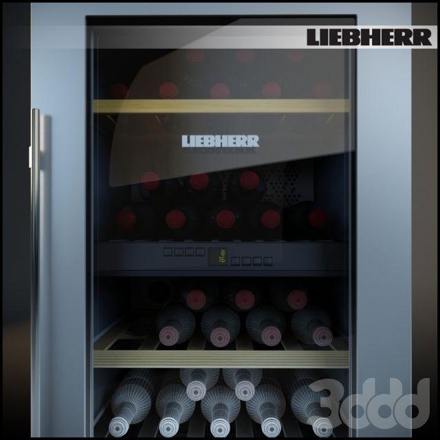 Винный шкаф liebherr