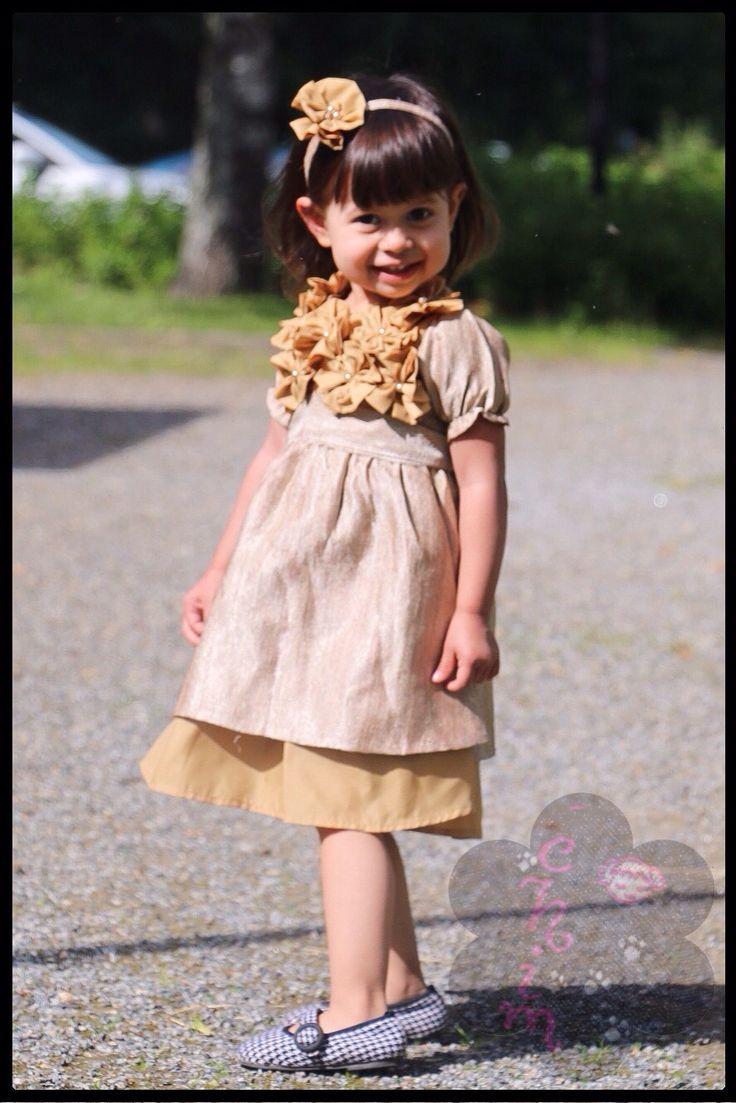 DIY kid's dress