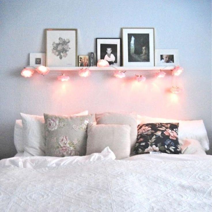 Cute decorating idea for my dorm room #dormroomideas