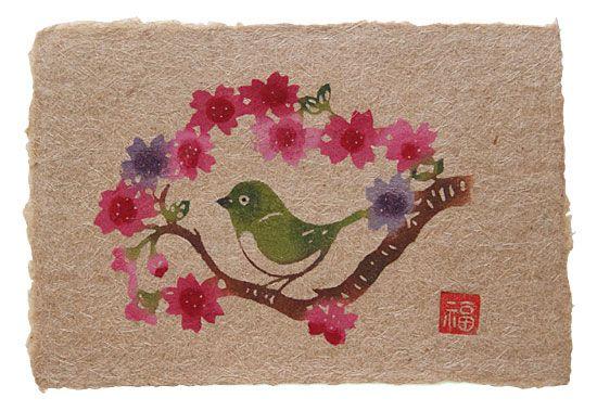 シンプルだけど手作り感のあふれる和紙製品をお届けします。ご購入商品についてくる「おまけ」も秘かに好評です。
