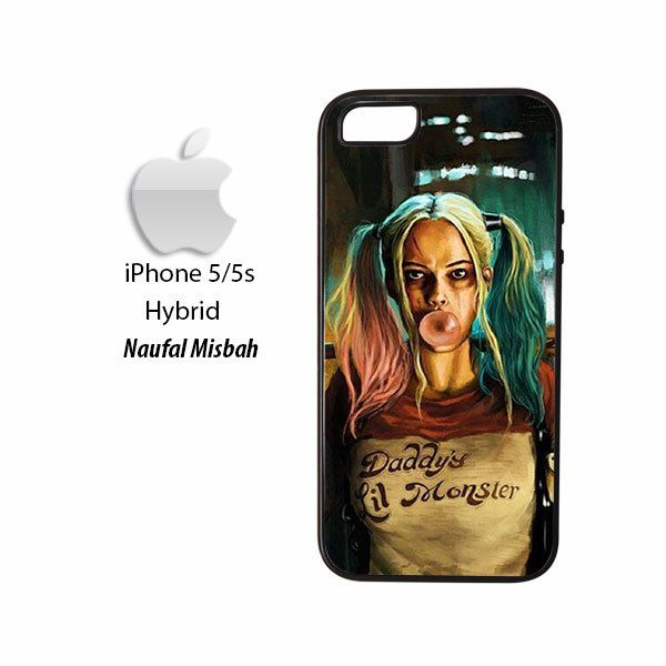 Harley Quinn Daddy's Lil Moster iPhone 5/5s HYBRID Case Cover