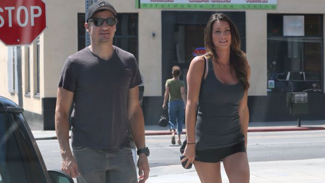 Just two months shy of their one-year wedding anniversary, Jeremy Renner's wife Sonni Pacheco has filed for divorce.
