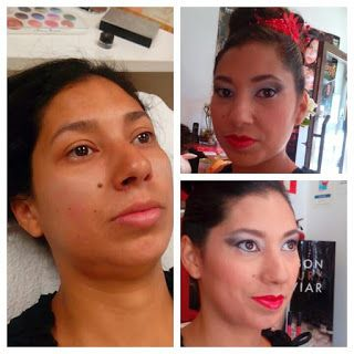 SUSANA MOLINA. ESTÉTICA: #maquillajes2016#isis