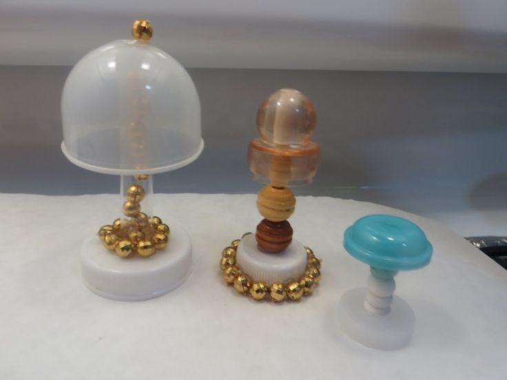 C mo hacer una l mpara para mu ecas how to make a mini - Como hacer una lampara ...