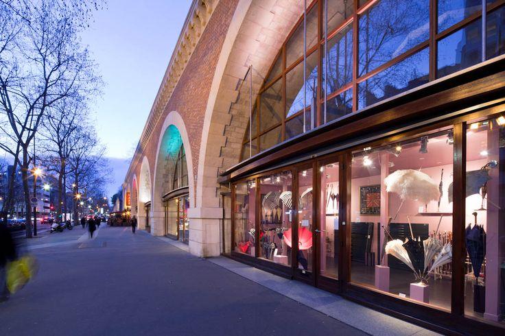 Le Viaduc des Arts © 11h45 www.leviaducdesarts.com