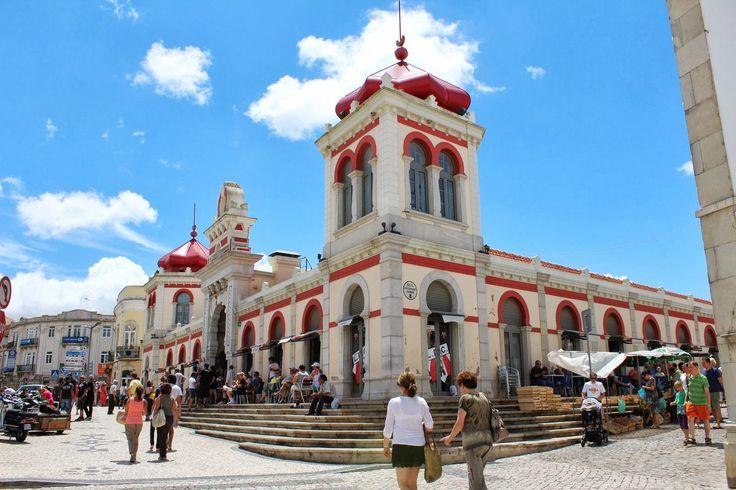 A place to visit: Mercado Municipal de Loulé (Loulé Municipal Market)