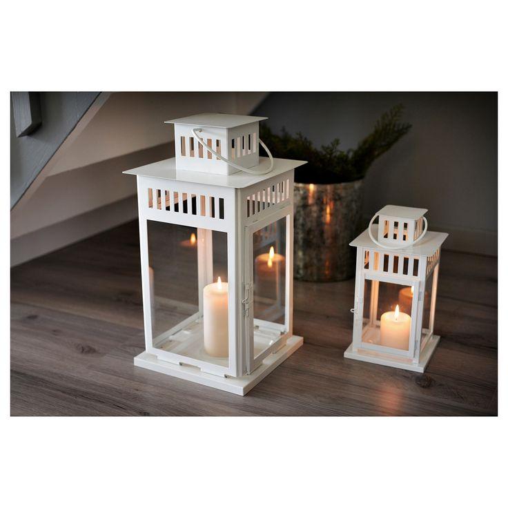BORRBY фенер за блок свещ - IKEA