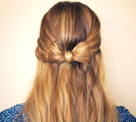 Click Pic for 24 Easy DIY Wedding Hairstyles - Hair Bow | How to do Hair Styles for Long Hair | Short Hair