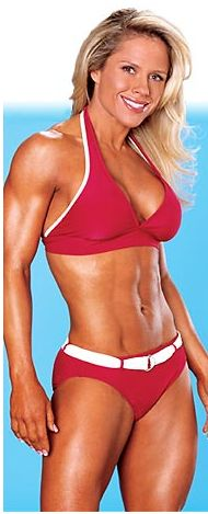 3 Sample Weight Training Programs (by fitness model Monica Brant)