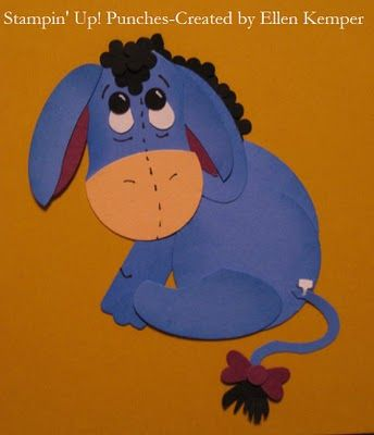 """One can't complain. I have my friends.  Someone spoke to me only yesterday."" Eeyore"