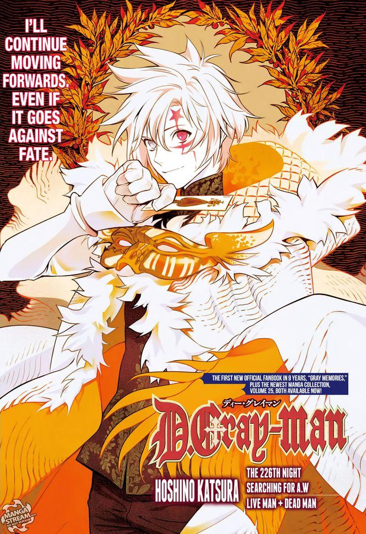 D.Gray-man 226 - Manga Stream